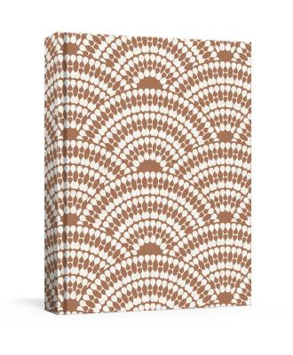 Image for HOUSE INDUSTRIES COPPER LINEN JOURNAL (DOT)
