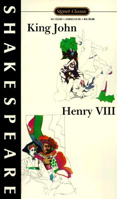Image for King John and Henry VIII (Shakespeare, Signet Classic)