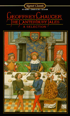 Image for CANTERBURY TALES, THE A SELECTION