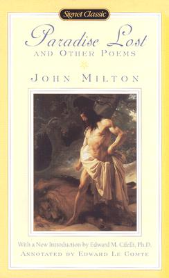 Paradise Lost and Other Poems (Signet Classics), John Milton
