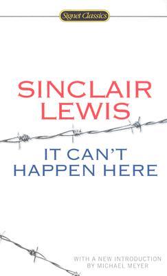 It Can't Happen Here (Signet Classics), Lewis, Sinclair