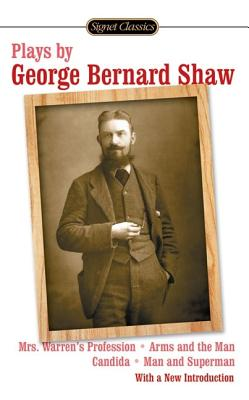 Image for Plays by George Bernard Shaw