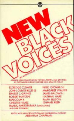 Image for New Black Voices: An Anthology of Contemporary Afro-American Literature (Mentor Series)