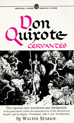 Image for Don Quixote: Abridged Edition