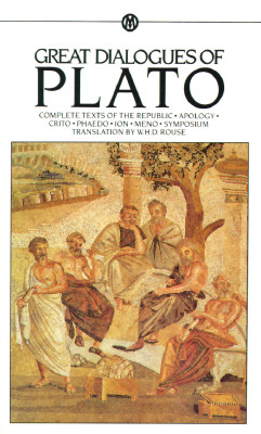 Image for Great Dialogues of Plato (Mentor)