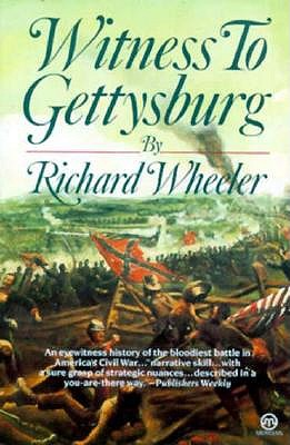 Image for Witness to Gettysburg