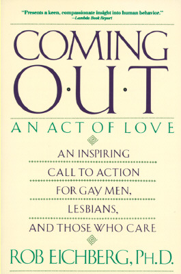 Image for COMING OUT AN ACT OF LOVE
