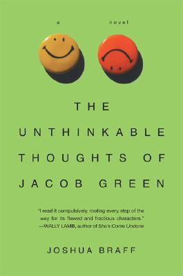 Image for The Unthinkable Thoughts of Jacob Green: A Novel