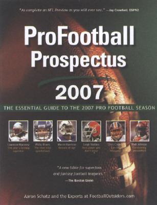 Image for PRO FOOTBALL PROSPECTUS 2007 : THE ESSEN