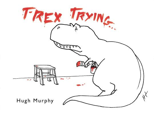 Image for T-Rex Trying