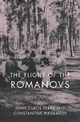 Image for The flight of the Romanovs