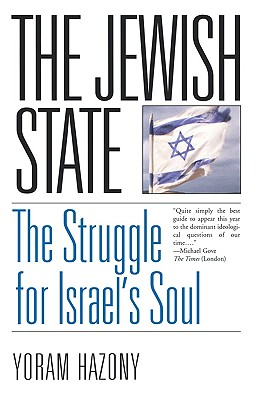 Image for Jewish State: The Struggle for Israel's Soul