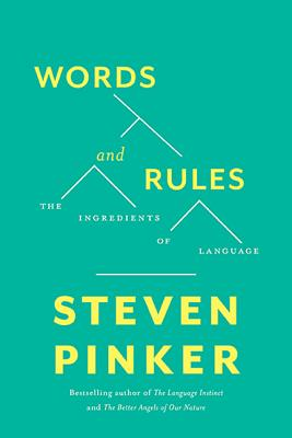 Image for Words and Rules: The Ingredients Of Language (Science Masters Series)