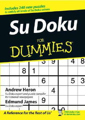 Image for Su Doku for Dummies (Sudoku)