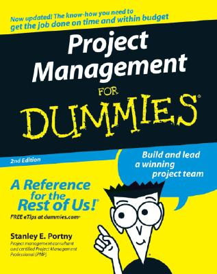 Image for Project Management For Dummies