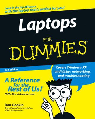 Image for Laptops For Dummies