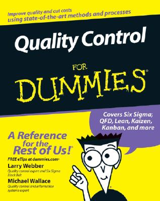 Image for Quality Control for Dummies