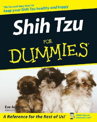 Image for Shih Tzu For Dummies