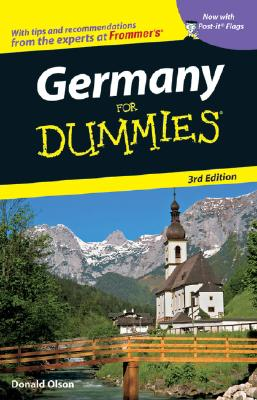 Image for Germany For Dummies (Dummies Travel)