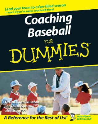 Image for COACHING BASEBALL FOR DUMMIES