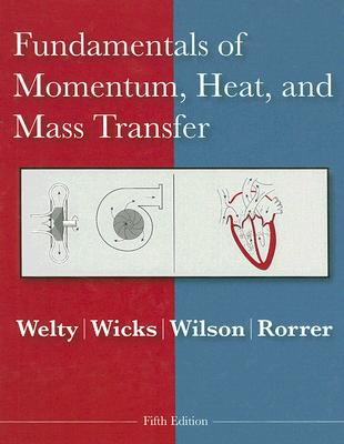 Image for Fundamentals of Momentum, Heat and Mass Transfer