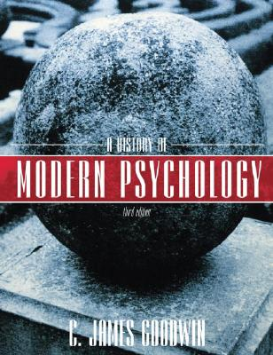 Image for A History of Modern Psychology