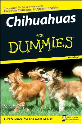 Image for Chihuahuas For Dummies 2nd Edition - Chihuahua