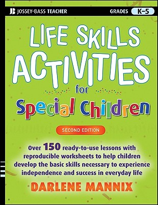 Image for Life Skills Activities for Special Children