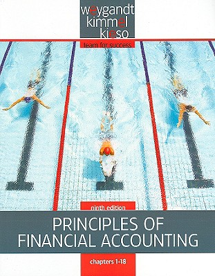 Image for Principles of Financial Accounting, Chapters 1-18 9th Edition