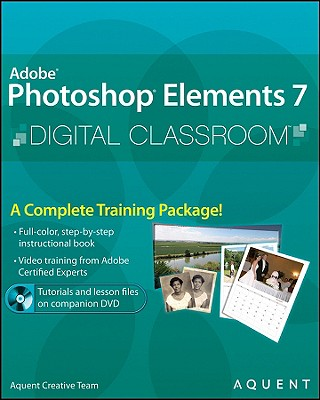 Image for Photoshop Elements 7 Digital Classroom