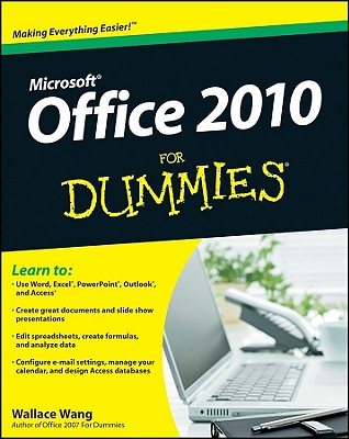 Image for Office 2010 For Dummies