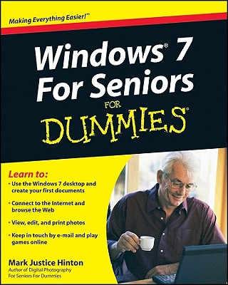 Image for Windows 7 for Seniors For Dummies