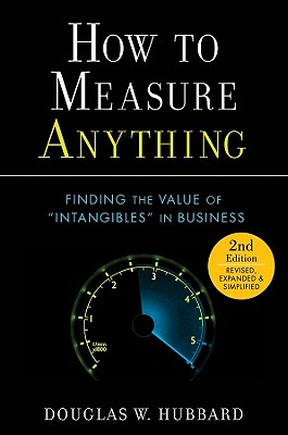 Image for How to Measure Anything: Finding the Value of Intangibles in Business