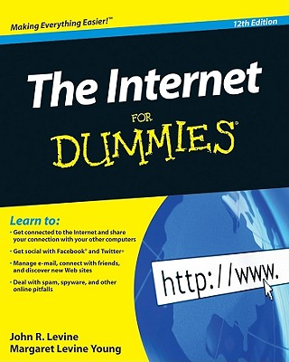 The Internet For Dummies, Levine, John R.; Young, Margaret Levine