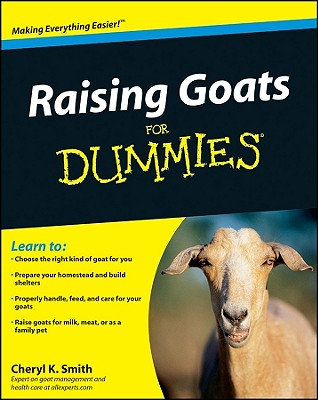 Image for Raising Goats For Dummies