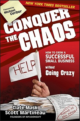 Image for CONQUER THE CHAOS