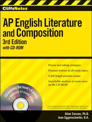 """""""CliffsNotes AP English Literature and Composition with CD-ROM, 3rd Edition (Cliffs AP)"""", """"Casson, Allan"""""""