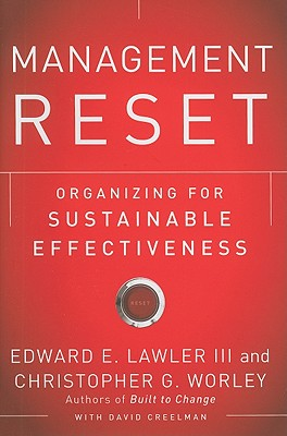 Image for Management Reset: Organizing for Sustainable Effectiveness