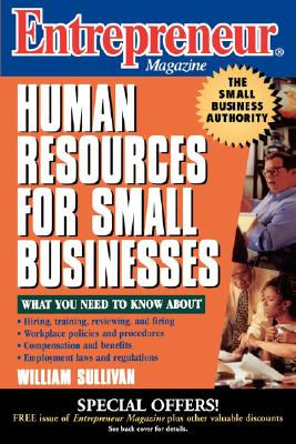 Image for Entrepreneur Magazine Human Resources for Small B