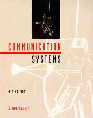 Image for Communication Systems 4th Edition