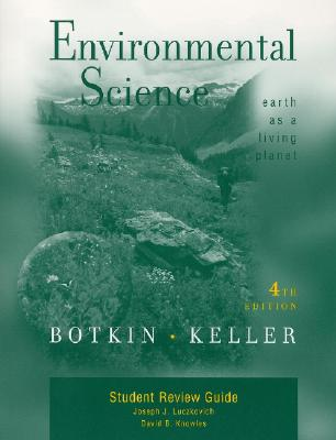 Image for Environmental Science: Earth As a Living Planet: Student Review Guide