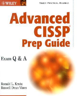 Image for Advanced CISSP Prep Guide Exam Q and A