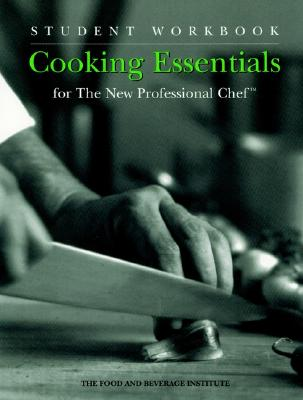 Image for Cooking Essentials for the New Professional Chef Student Workbook