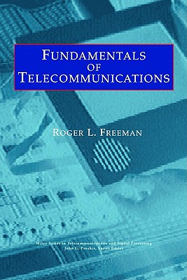 Image for Fundamentals of Telecommunications