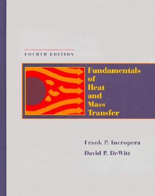 Image for Fundamentals of Heat and Mass Transfer, 4th Edition