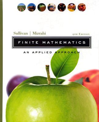 Image for Finite Mathematics: An Applied Approach