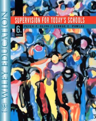 Image for Supervision for Today's Schools, 6th Edition