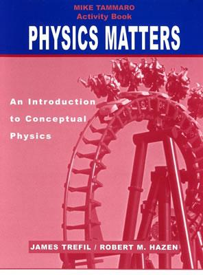 Image for Activity Book Physics Matters 1e