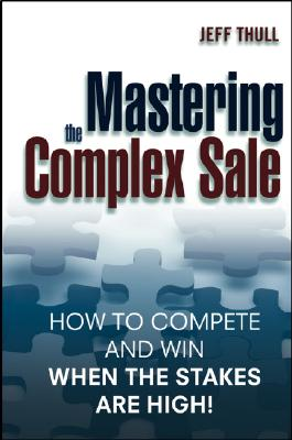 Image for MASTERING THE COMPLEX SALE