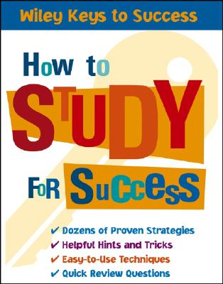 How to Study for Success, Book Builders, Beverly Chin